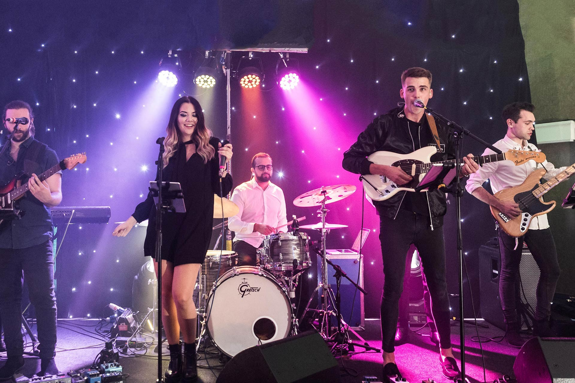 North West Professional Function Band | Juno